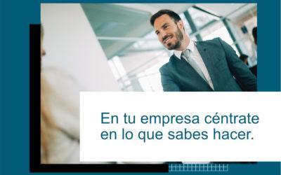 Ventajas de externalizar servicios de tu empresa