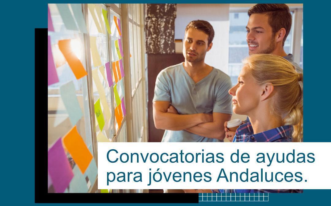 CONVOCATORIA DE AYUDAS PARA JÓVENES ANDALUCES