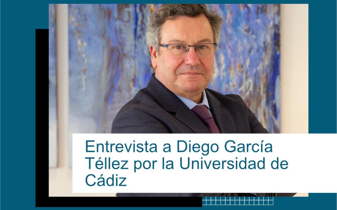 ENTREVISTA A DIEGO GARCÍA TÉLLEZ