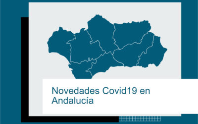 NOVEDADES COVID 19 EN ANDALUCÍA