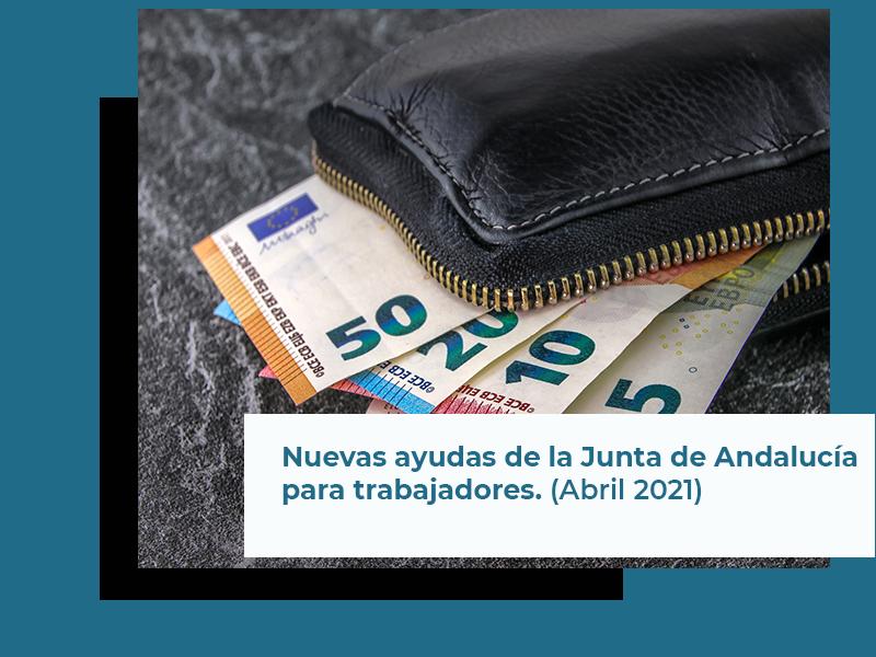 Nueva ayudas de la Junta de Andalucía para trabajadores en ERTE y fijos discontinuos