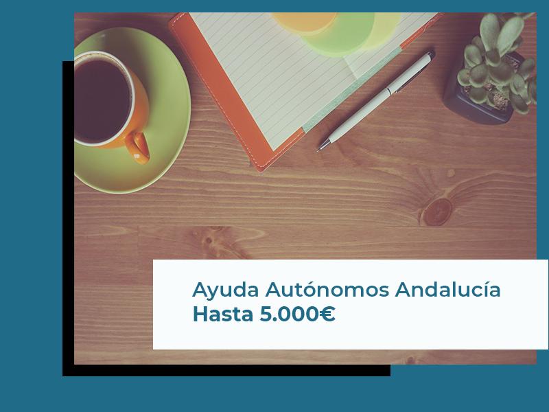 Ayudas a Autónomos en Andalucía de hasta 5.000€